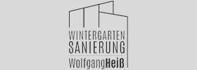 Wintergartensanierung